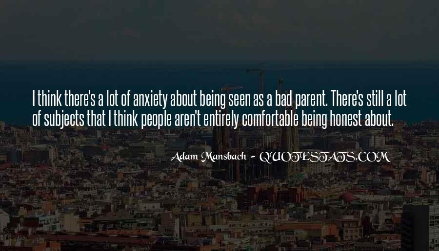 Adam Mansbach Quotes #1123754