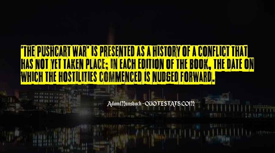 Adam Mansbach Quotes #116185