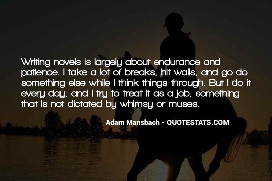 Adam Mansbach Quotes #1272988