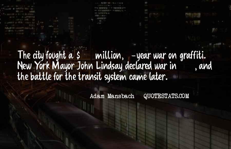 Adam Mansbach Quotes #129600