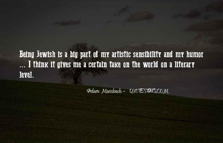Adam Mansbach Quotes #1345122
