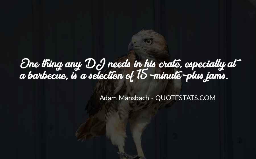 Adam Mansbach Quotes #1430912