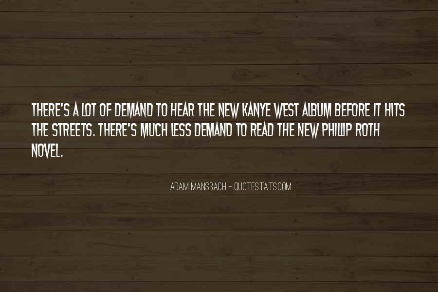 Adam Mansbach Quotes #1527054