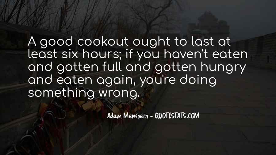 Adam Mansbach Quotes #1557140