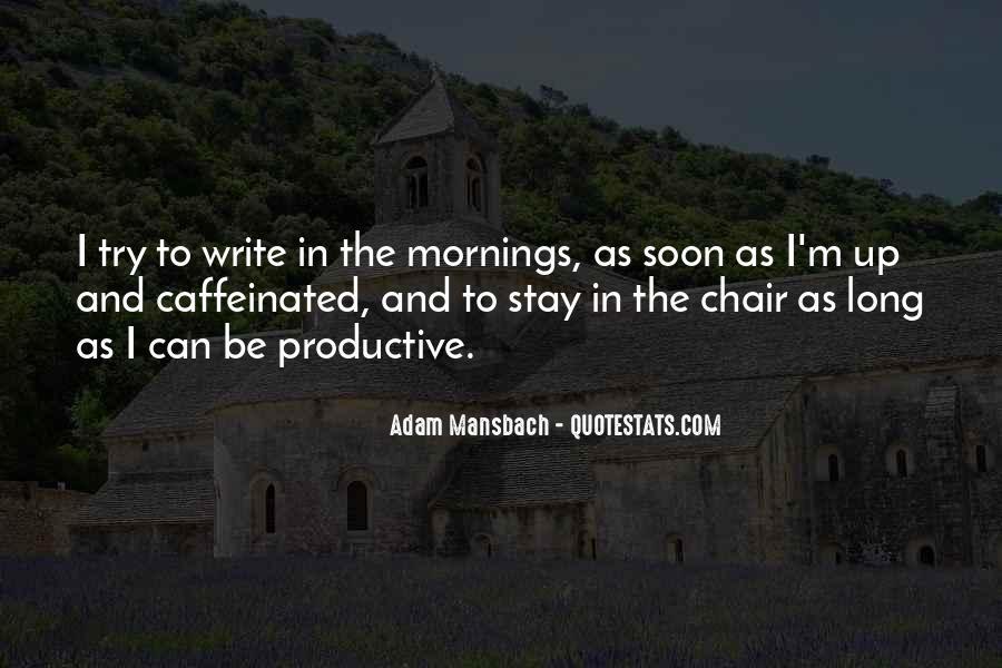 Adam Mansbach Quotes #1644438