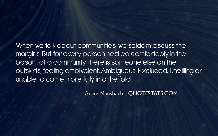 Adam Mansbach Quotes #378954