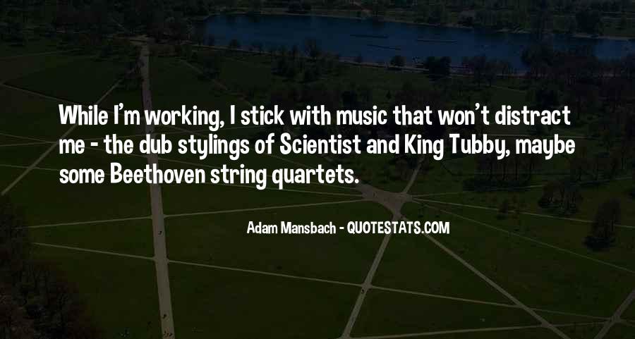 Adam Mansbach Quotes #477250