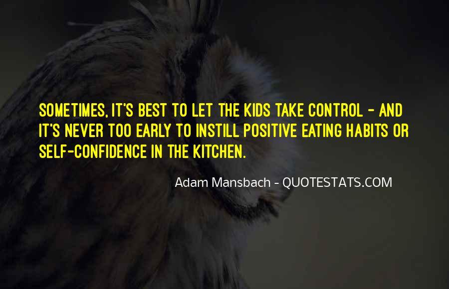 Adam Mansbach Quotes #803035