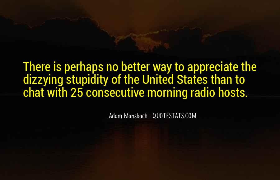 Adam Mansbach Quotes #898243