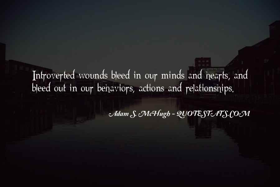 Adam S Mchugh Quotes #110683