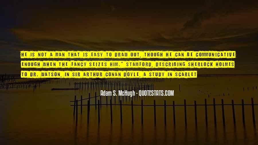 Adam S Mchugh Quotes #1531884