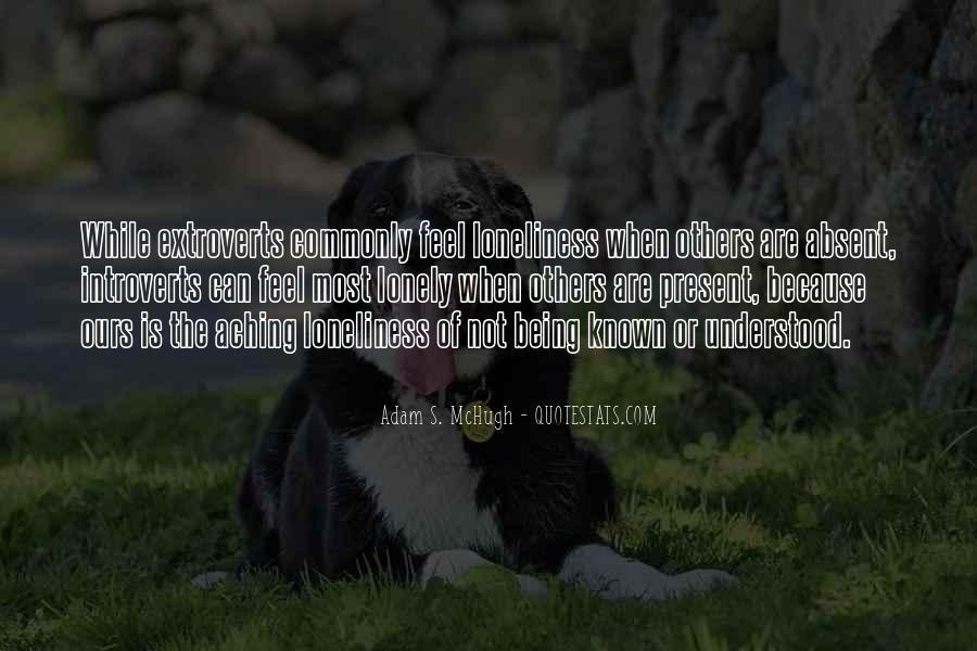 Adam S Mchugh Quotes #1809781
