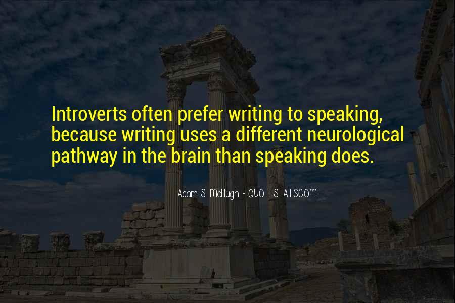 Adam S Mchugh Quotes #1868390