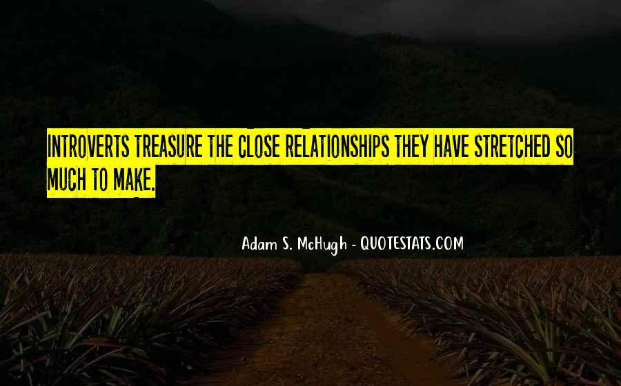 Adam S Mchugh Quotes #1875248