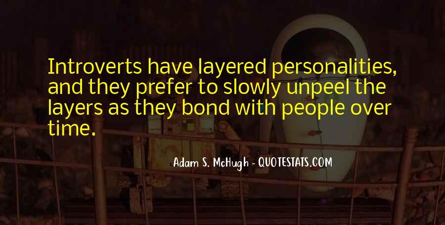 Adam S Mchugh Quotes #675356