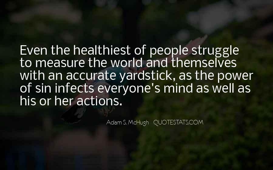 Adam S Mchugh Quotes #781003