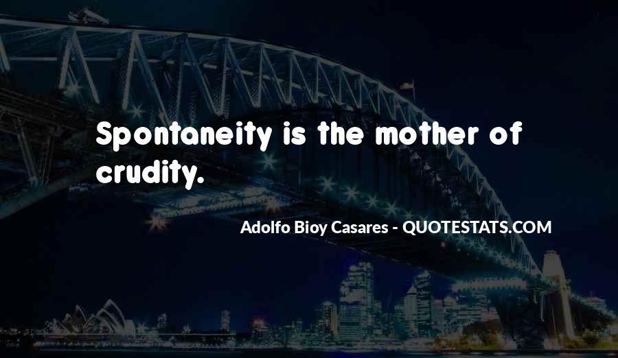 Adolfo Bioy Casares Quotes #1478037