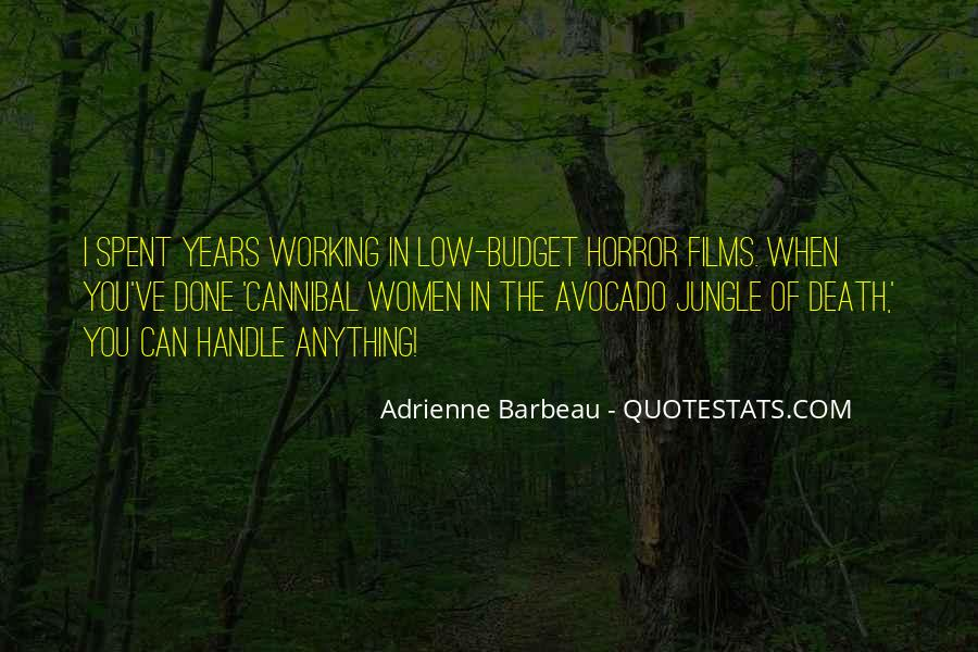 Adrienne Barbeau Quotes #877674