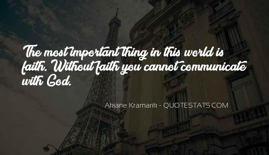 Akiane Kramarik Quotes #545806