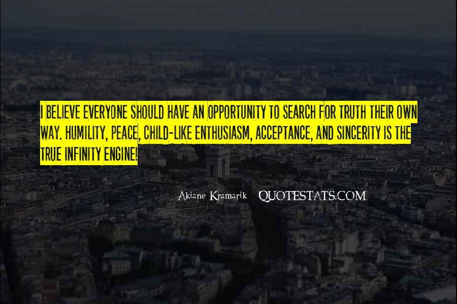 Akiane Kramarik Quotes #558143