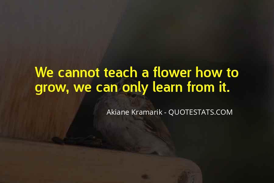 Akiane Kramarik Quotes #597909