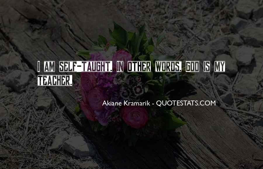 Akiane Kramarik Quotes #81064