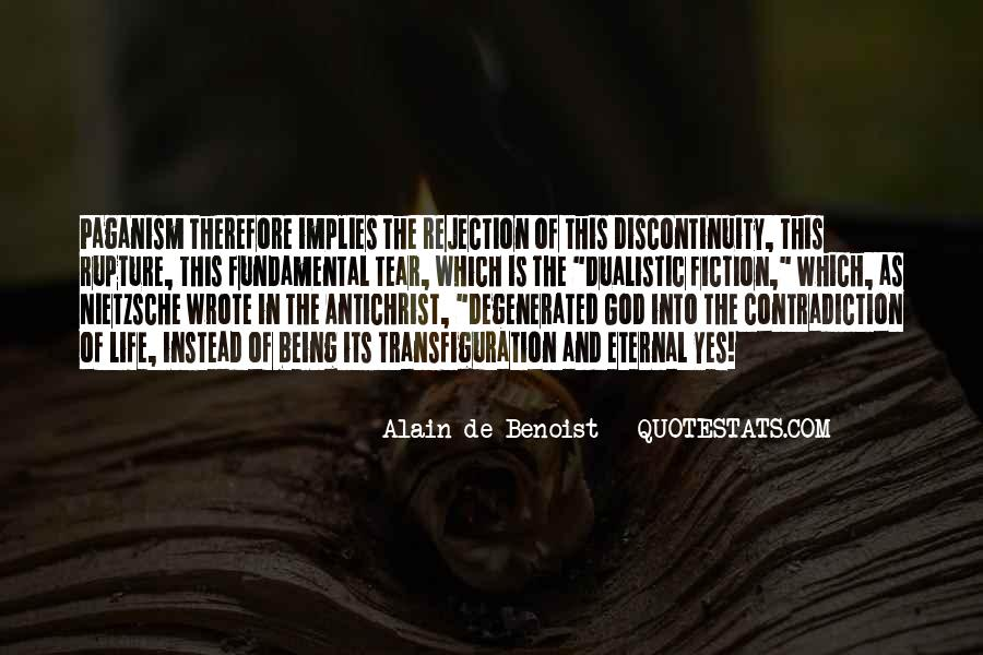 Top 23 Alain De Benoist Quotes Famous Quotes Sayings About