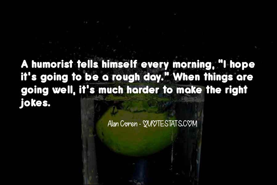 Alan Coren Quotes #1499518