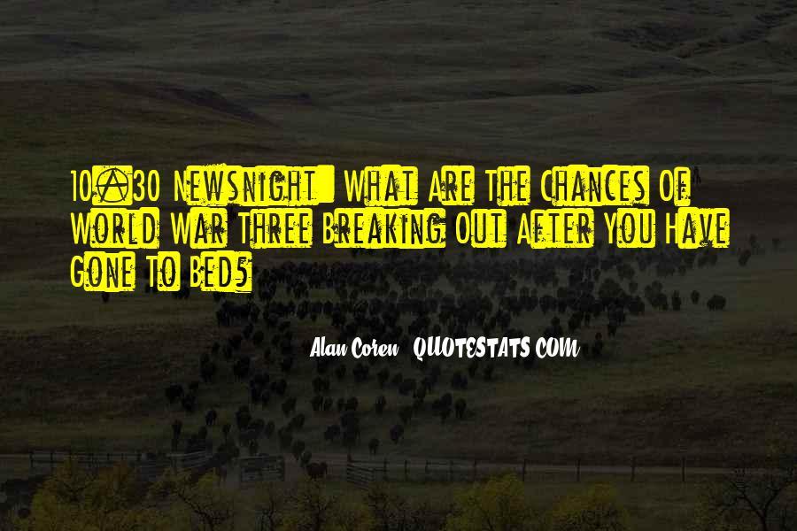 Alan Coren Quotes #1701847
