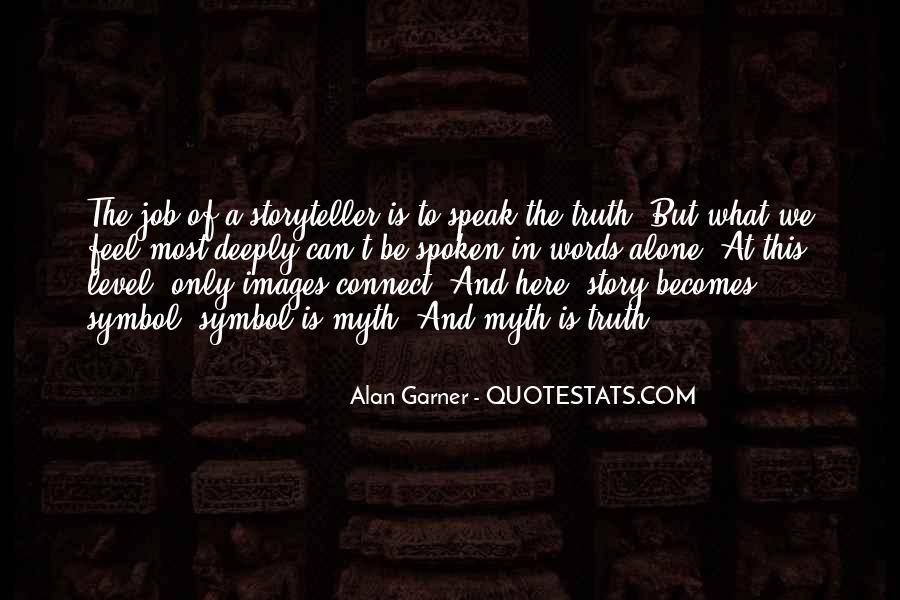 Alan Garner Quotes #1146686
