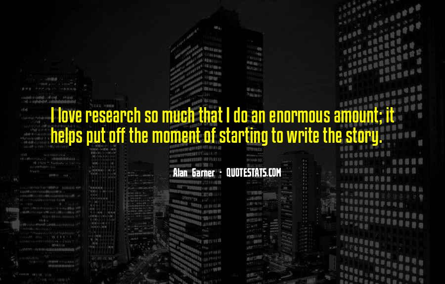 Alan Garner Quotes #1437827