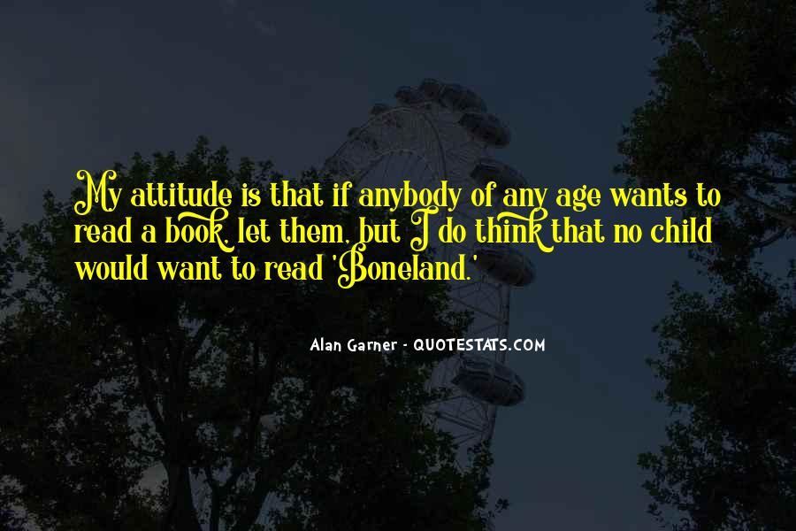 Alan Garner Quotes #1850225