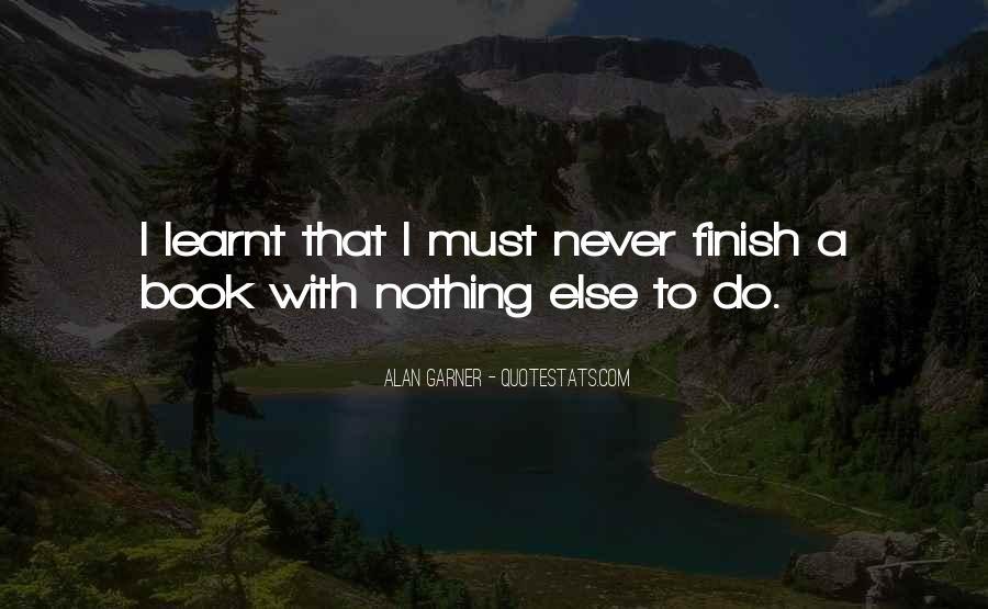 Alan Garner Quotes #286932