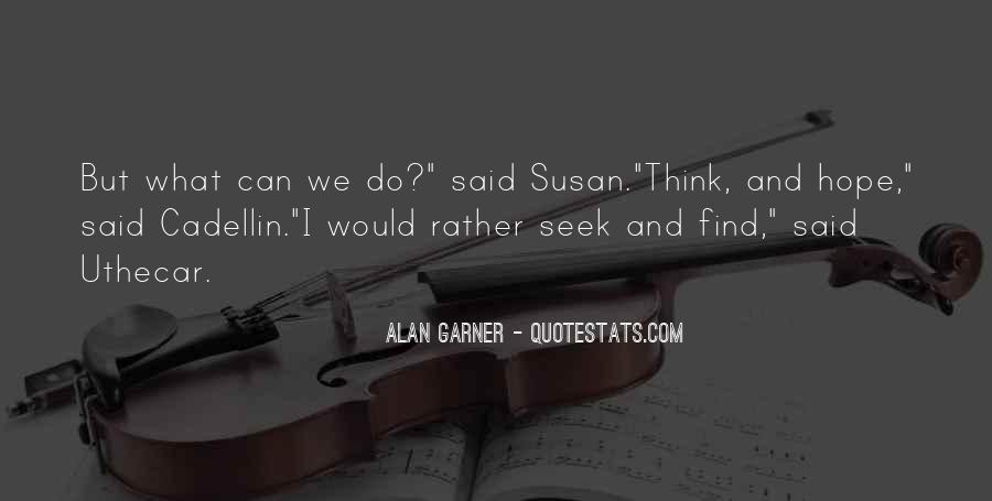 Alan Garner Quotes #820290