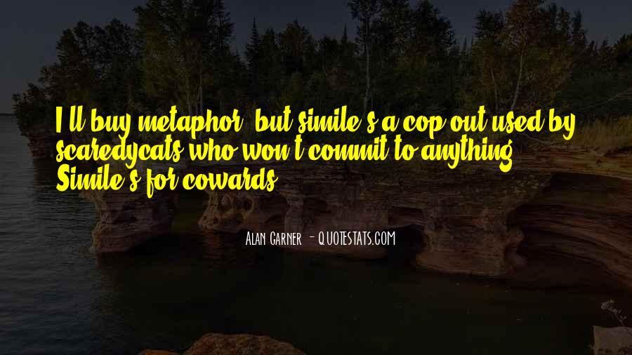 Alan Garner Quotes #83227