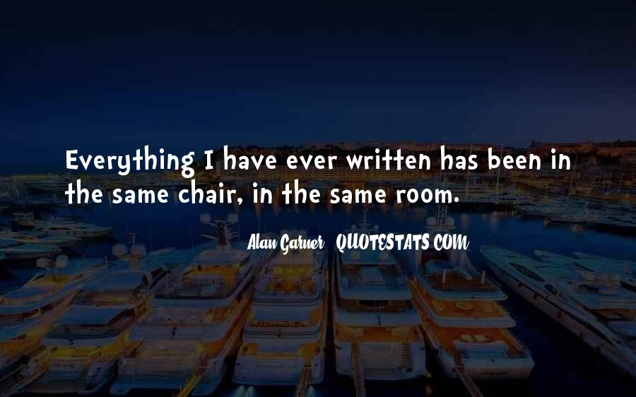 Alan Garner Quotes #997478