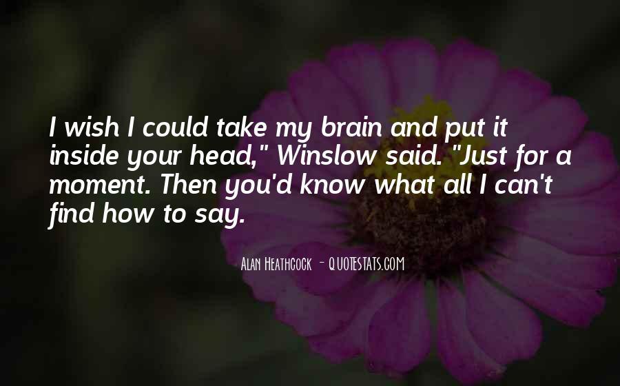 Alan Heathcock Quotes #1711875