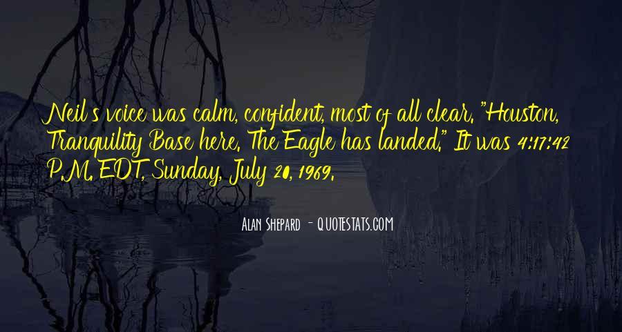 Alan Shepard Quotes #1106964
