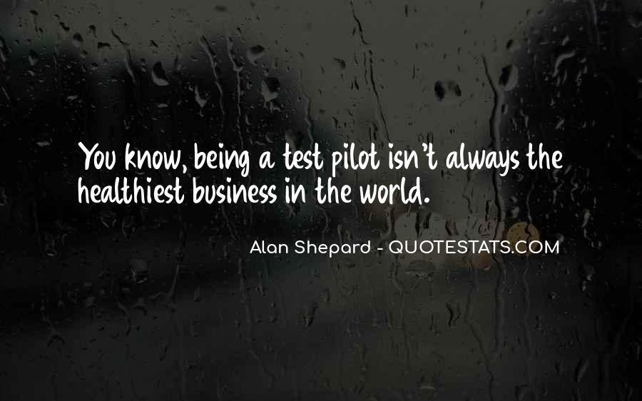 Alan Shepard Quotes #1619805