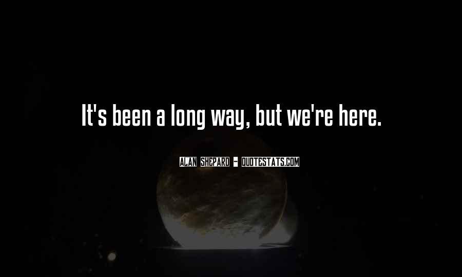 Alan Shepard Quotes #1630269