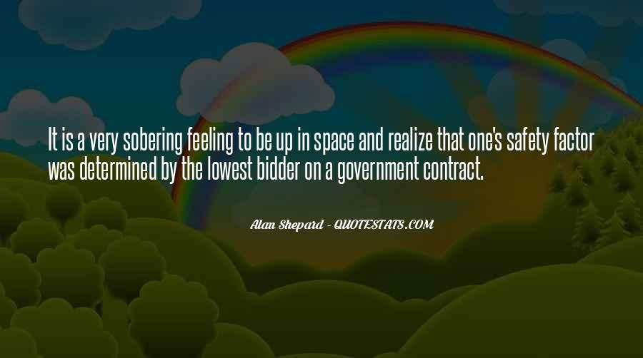 Alan Shepard Quotes #1630557