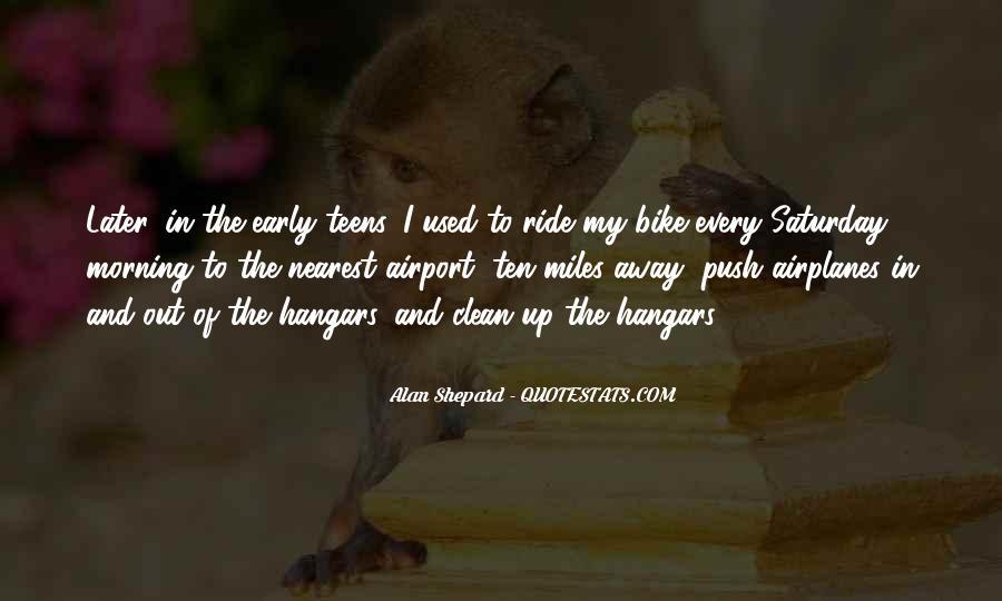Alan Shepard Quotes #180081