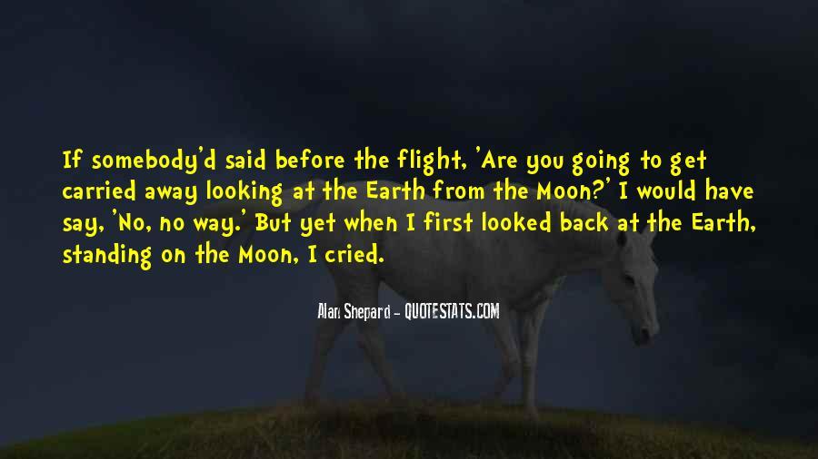 Alan Shepard Quotes #445984