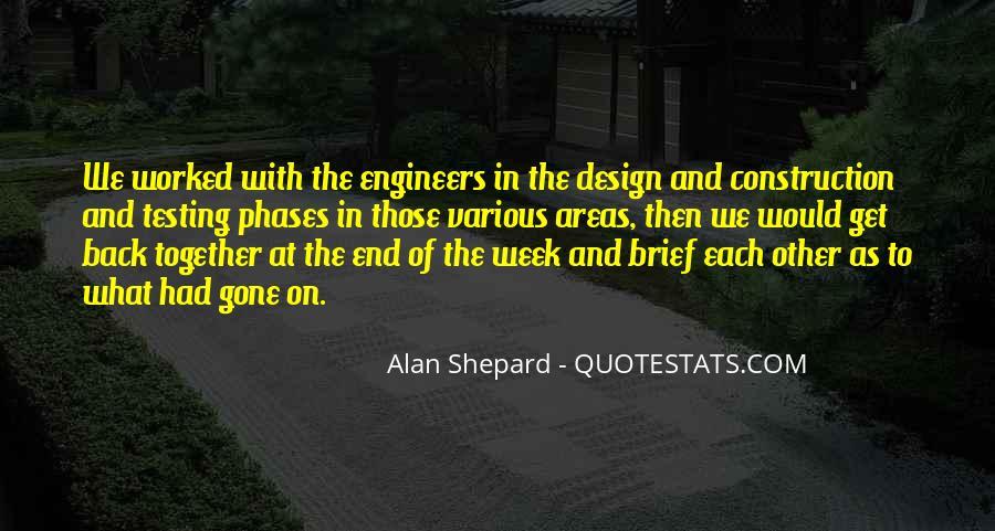Alan Shepard Quotes #449382
