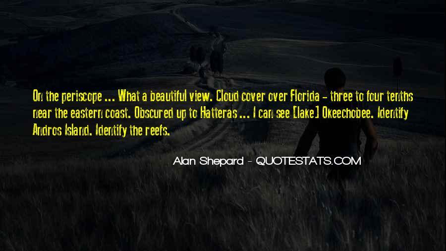 Alan Shepard Quotes #512682