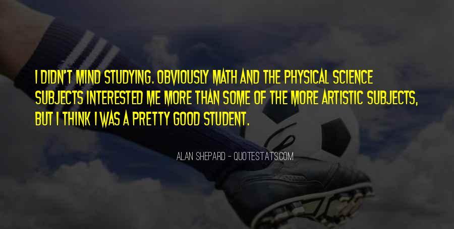 Alan Shepard Quotes #583614