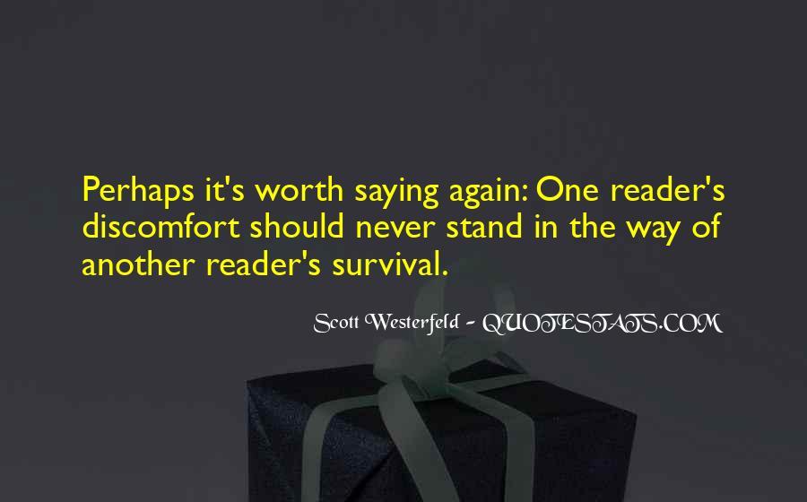 Alan Watkins Quotes #708541