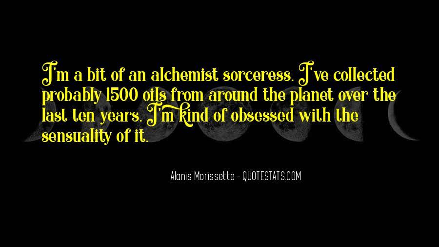 Alanis Morissette Quotes #214092