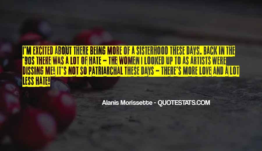 Alanis Morissette Quotes #241858