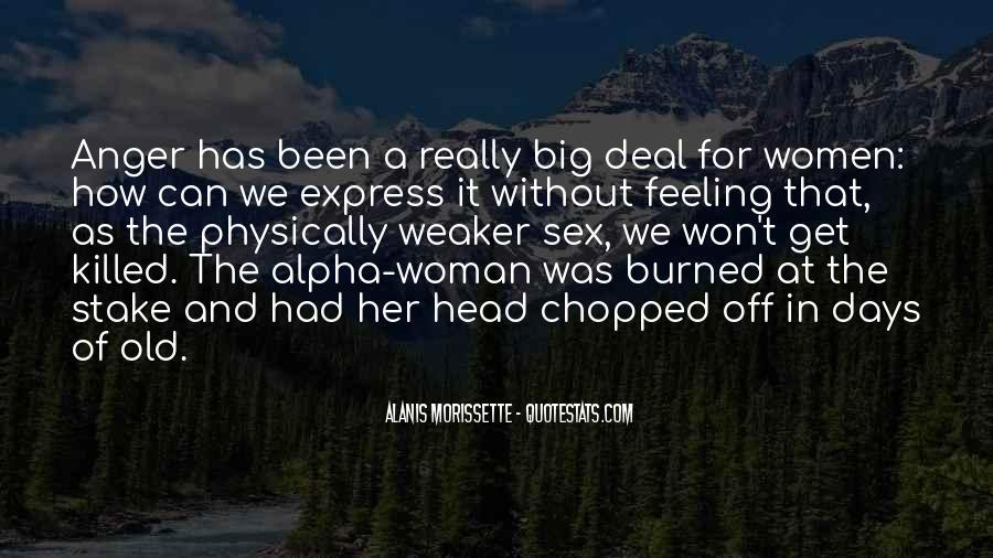 Alanis Morissette Quotes #253489